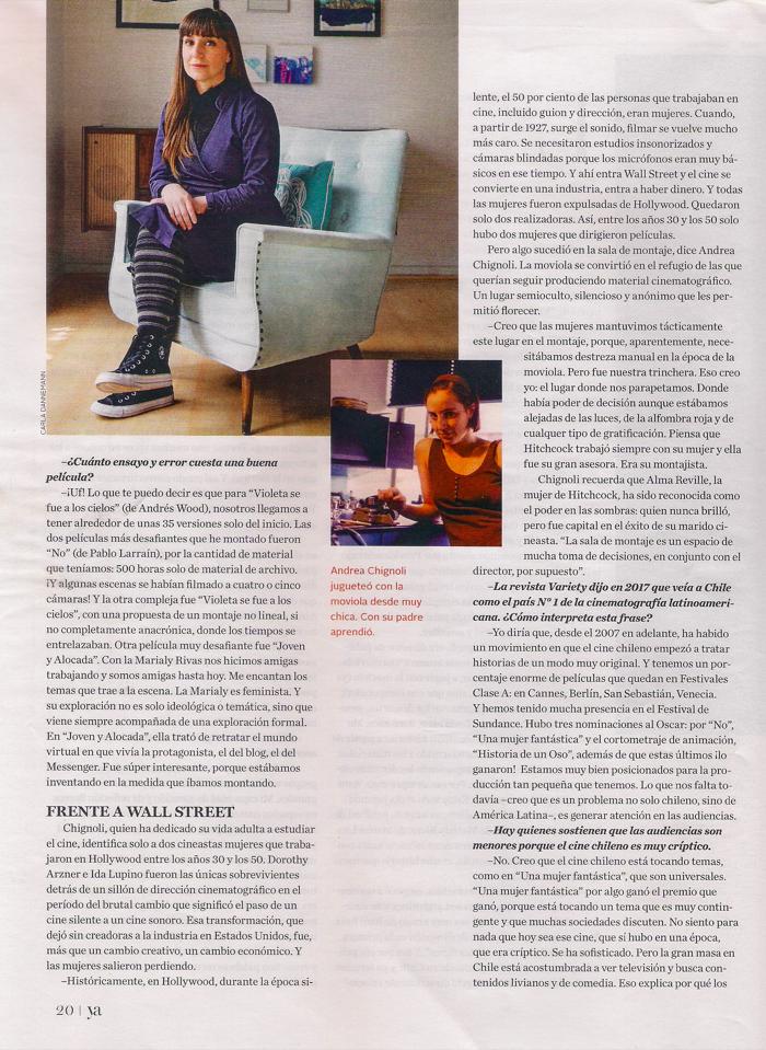 Revista YA 5